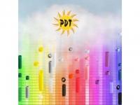 Aloha Color-Code Rings - Passionate Pu..