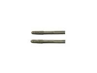 1 Paar Diamantspitzen, starr, 2,35 mm