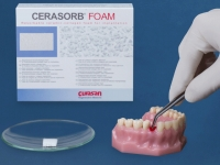 CERASORB FOAM 25 x 50 x 4 mm