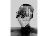 Visier Clip-On Adapter für Lupenbrille..