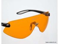 Hogies Schutzbrille Polymerisation